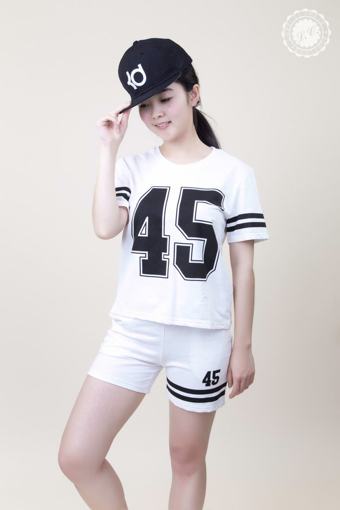 45 Sporty Baseball Set