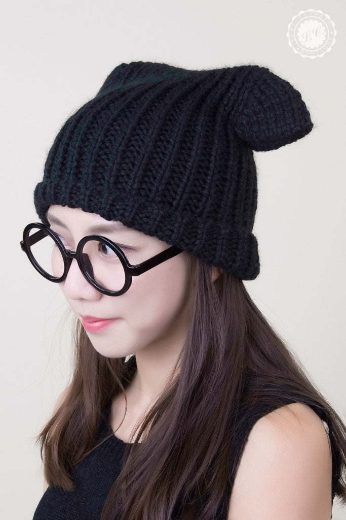 Pointy Sweater Hat
