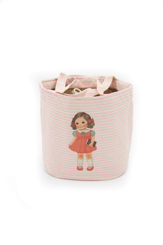 Baby Doll Insulation Lunch Box
