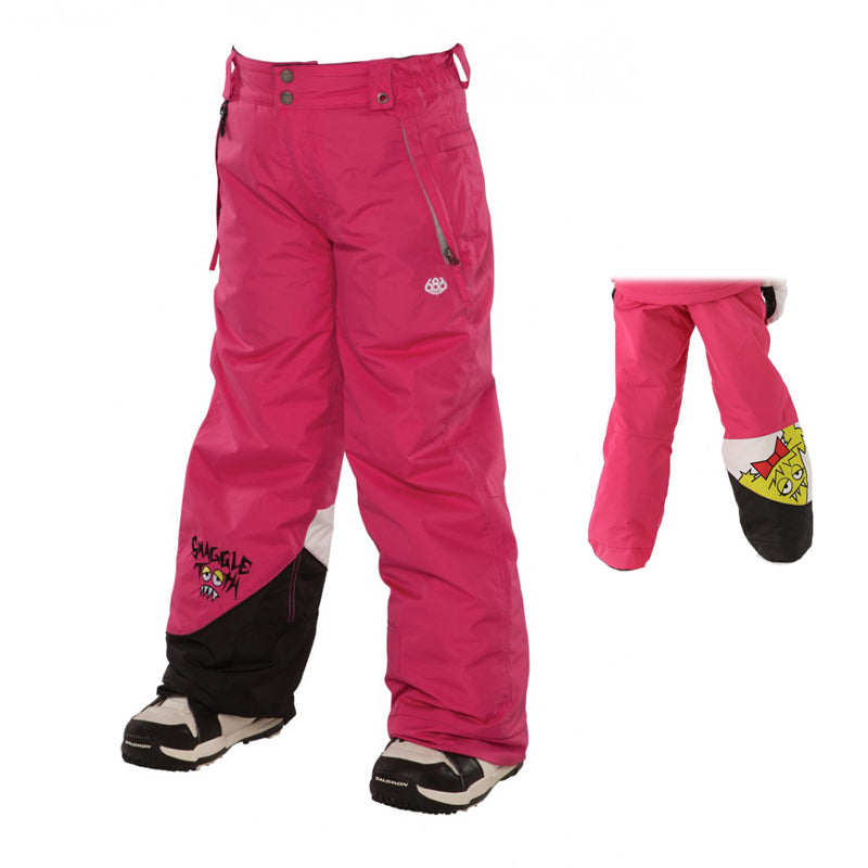 New 686 Snaggle Sister Insulated Pant Junior Girls Pants
