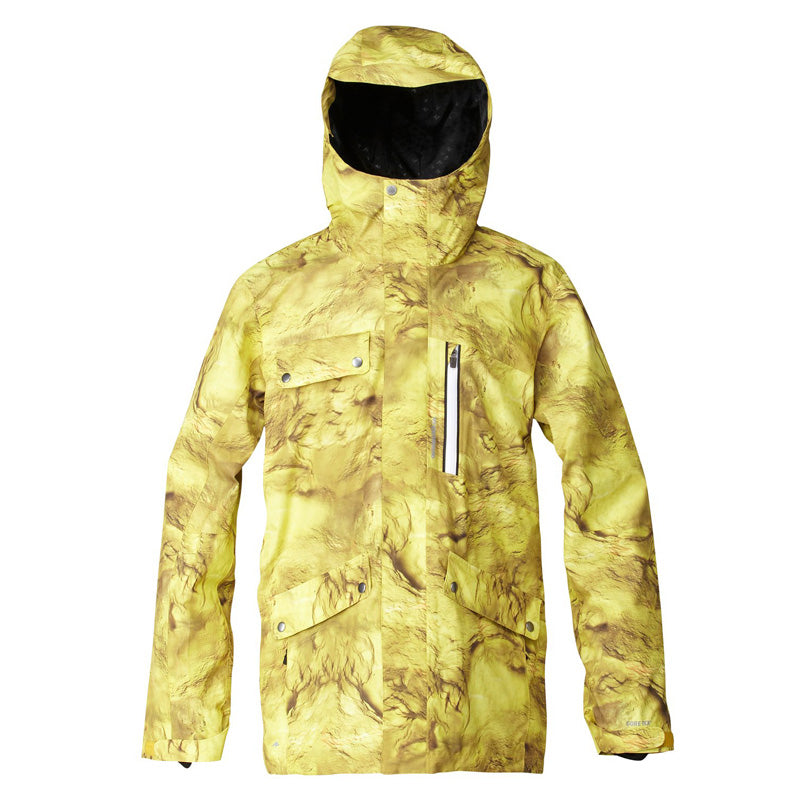 lowest price c0be4 c312e New Quiksilver First Class T-Rice Gore-Tex Jacket
