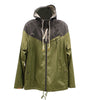 New Quiksilver July Full Zip Hooded Windbreaker Jacket Jacket
