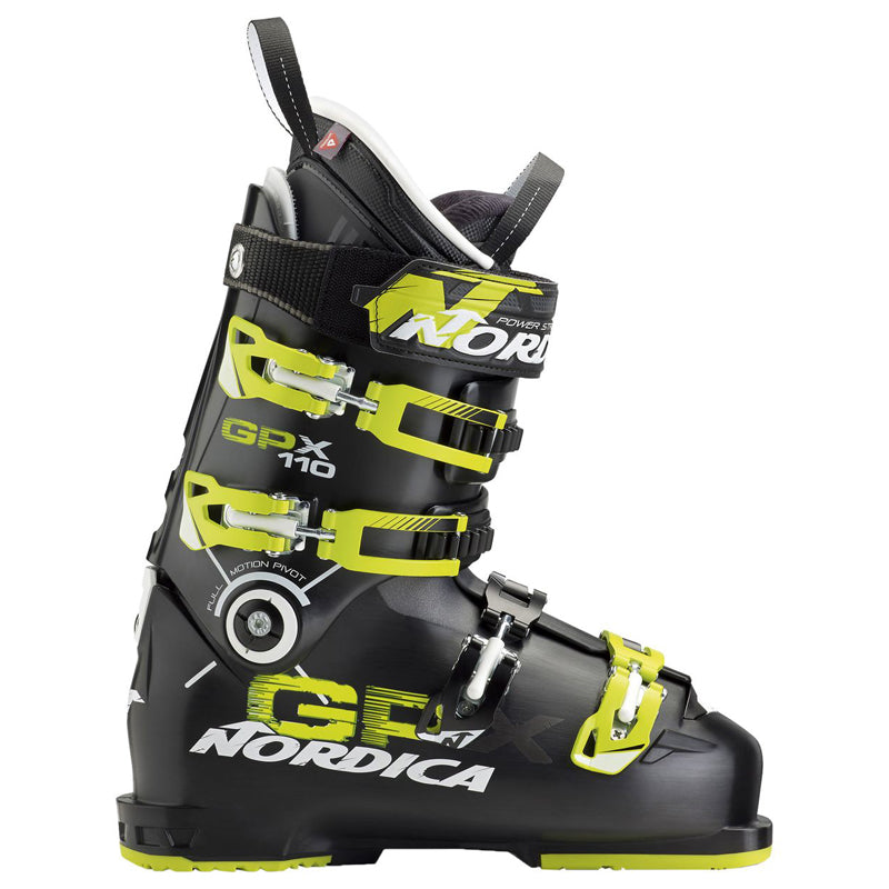 New Nordica GPX 110 Ski Boots - Galactic Snow Sports 69c301ad40