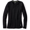 New Smartwool Midweight Crew Womens Baselayer Black