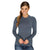 New Smartwool Midweight Pattern Crew Womens Baselayer