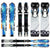 Used Salomon X Wing 500 Skis C