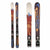 Used Atomic Lil Punx Junior Skis B
