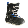 Used Burton Moto Kids Black Junior Snowboard Boots