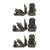 Used Burton Progression Snowboard Bindings