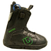 Used Burton Progression SZ Speed Zone Junior Snowboard Boots