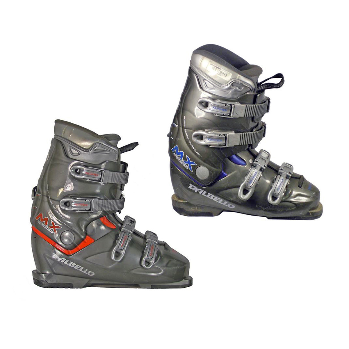 Used Dalbello MX Super Ski Boots Galactic Snow Sports