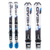 Used Head Supershape Team R Junior Skis B