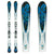 Used K2 A.M.P. Aftershock Skis B