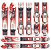 Used K2 AMP JSL 14 Junior Skis A
