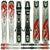 Used K2 AMP Strike Skis B