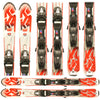 Used K2 Strike jr Junior Skis A