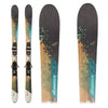 Used Nordica Belle 84 Womens Skis A
