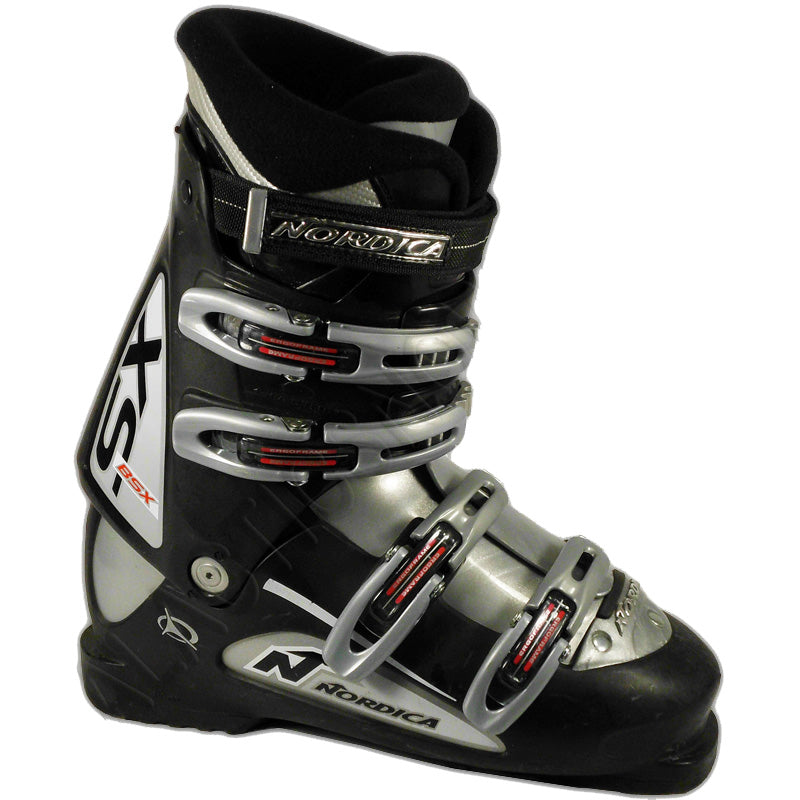 Used Ski Boots >> Sporting Goods Used Nordica B 7 Ski Boots Sale Outdoor Sports