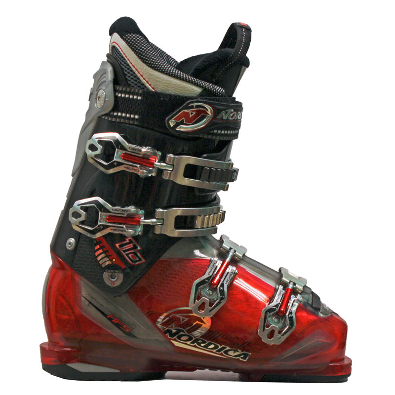 Used Ski Boots >> Used Nordica Cruise 110 Ski Boots Galactic Snow Sports