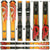 Used Rossignol Roc X Skis C