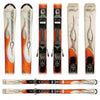 Used Rossignol Roc X Skis D