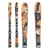 Used Rossignol Voodoo SC74 Womens Skis B