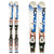 Used Salomon Enduro 800 Jr Junior Skis C