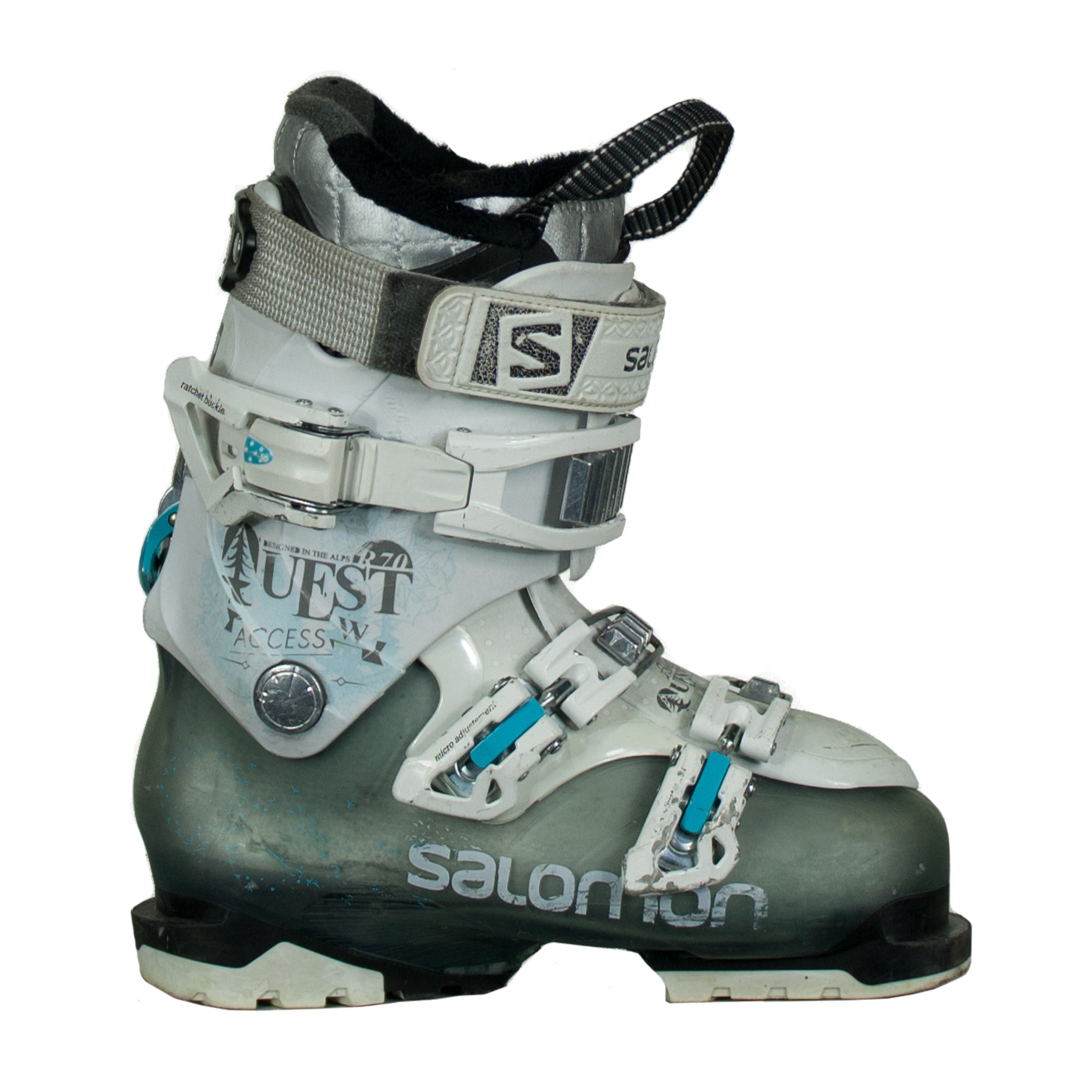 order beauty new products Used Salomon Quest Access R70 W Womens Ski Boots