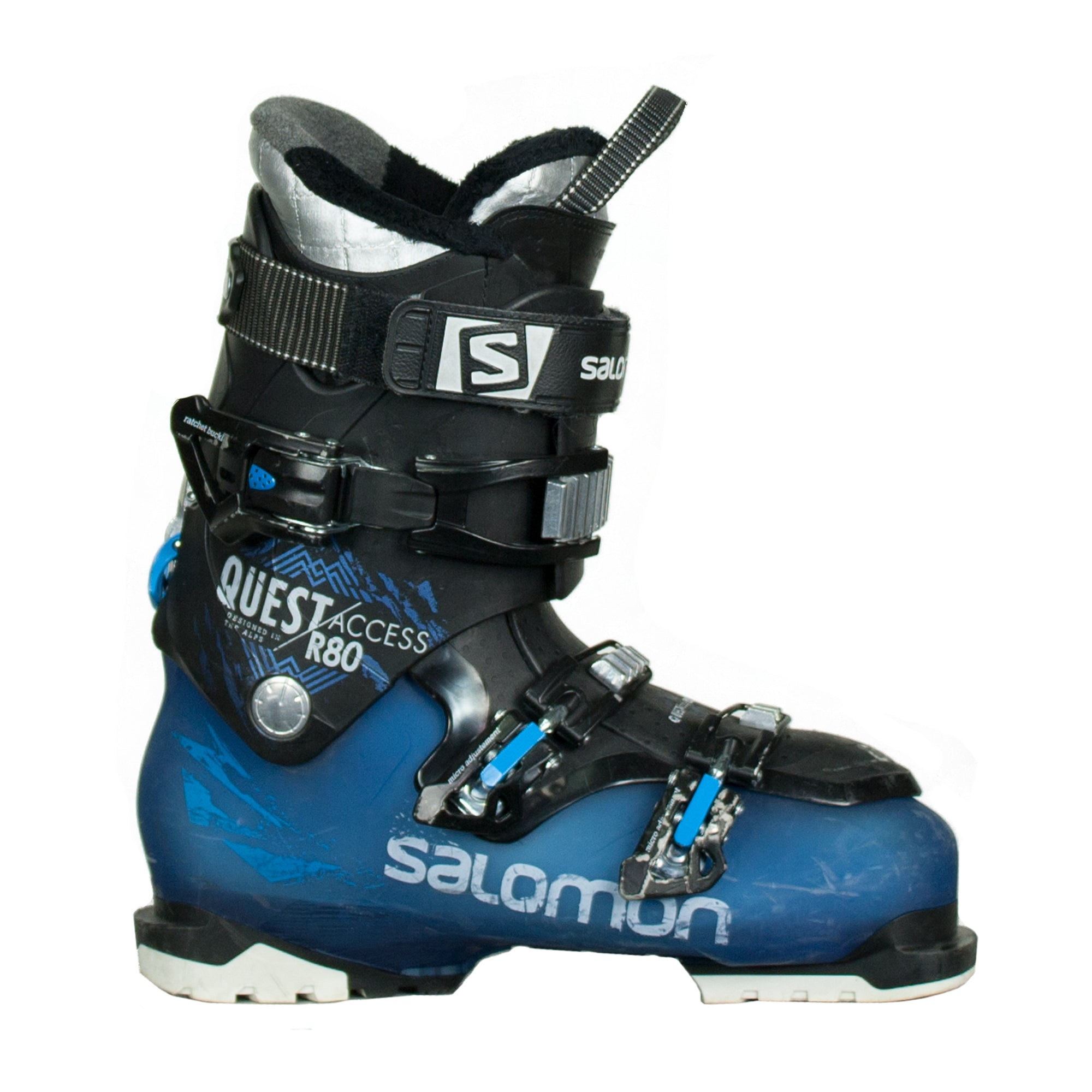 buy cheap order where can i buy Used Salomon Quest Access R80 Ski Boots