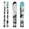 Used Salomon Rockette 92 Womens Skis B