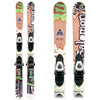 Used Salomon Shogun Jr Junior Skis B