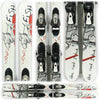 Used Salomon Teneighty Fish Junior Skis B