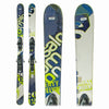 Used Salomon Twenty Twelve Skis D