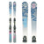 Used Volkl Kenja Womens Skis B