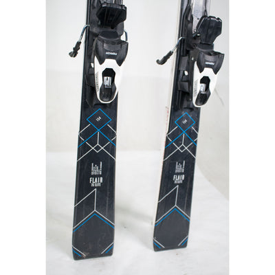 Used Volkl Flair 76 Elite Womens Skis B