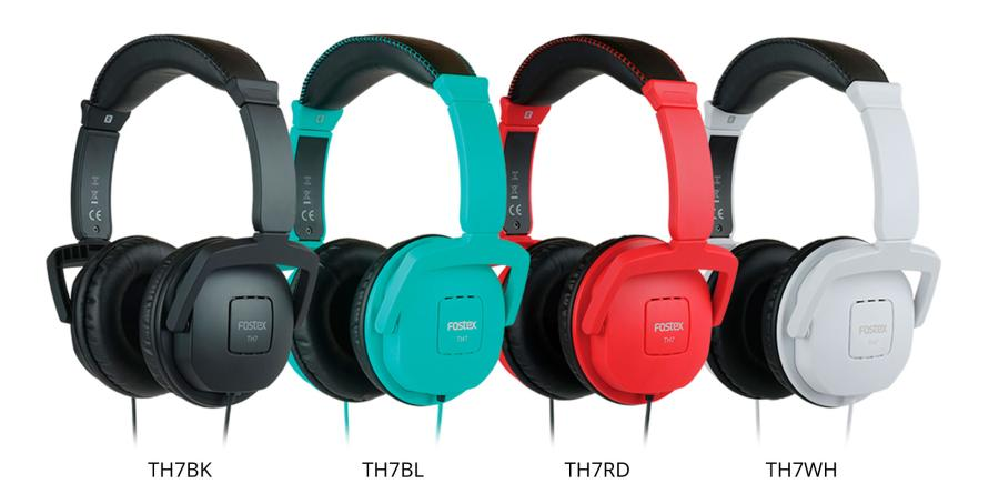 Fostex TH-7 - Cuffie
