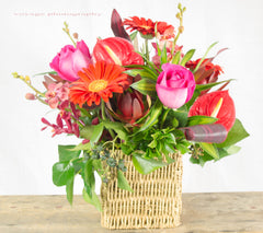flowers delivered buderim