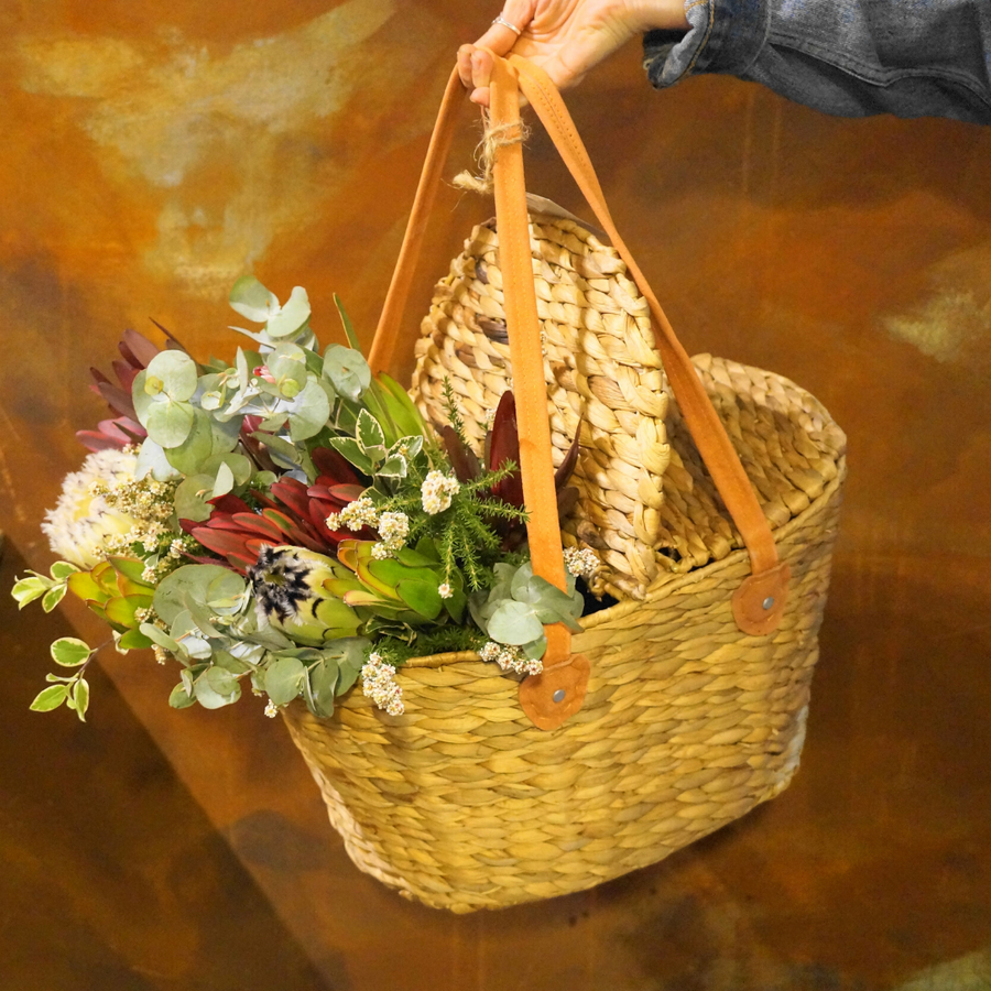 Picnic Basket - That Little Flower Shop