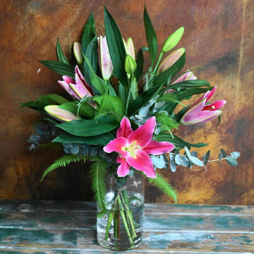 Lily Vase From $89.95 - That Little Flower Shop
