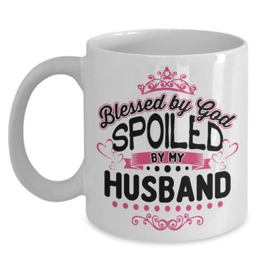 coffee mug quote for wife daily offers and steals