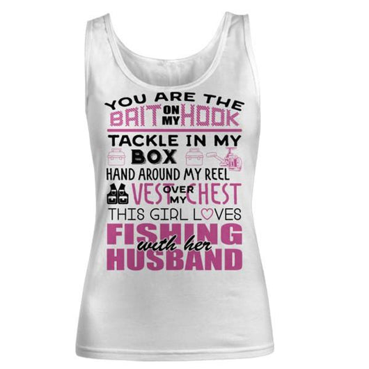 b7a1408f05df87 Custom Women s Fishing Tank Top Sale – Daily Offers And Steals