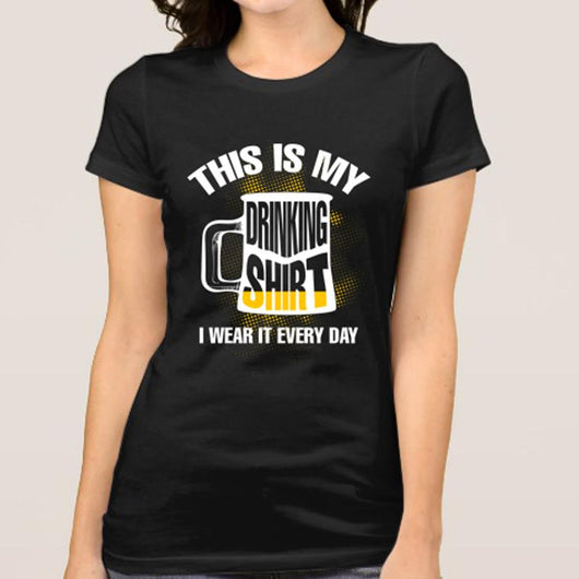 b4268487 This Is My Drinking Shirt Women's T-Shirt Design – Daily Offers And Steals
