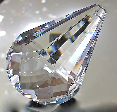 Leaded Crystal Hot Air Balloon Shaped Prism, 100mm Austrian Crystal, Huge
