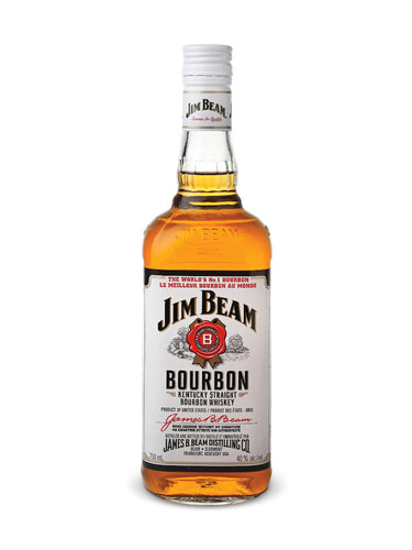 Jim Beam White Label Bourbon [USA]