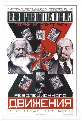 Without revolutionary theory there can be no revolutionary movement [1927]