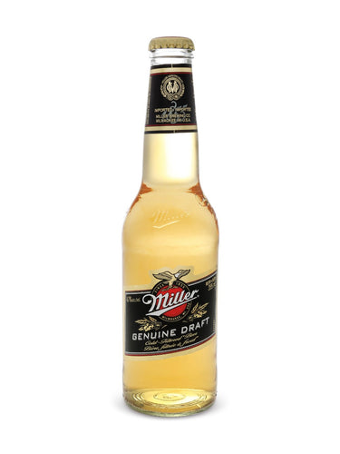 Miller Genuine Draft [USA]