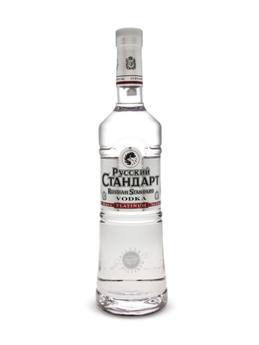 Russian Standard Vodka [Russia]