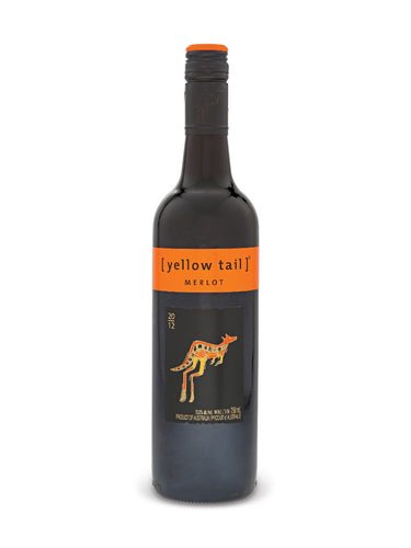 Yellow Tail Merlot [Australia]