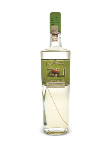 Zubrowka Bison Grass Vodka [Poland]