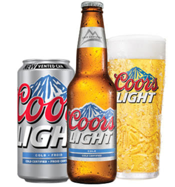 Coors Light [Canada]